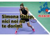 SIMONA HALEP, ești un eșec care nu reprezintă România!