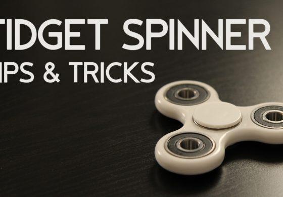 Jucaria momentului: Fidget Spinner