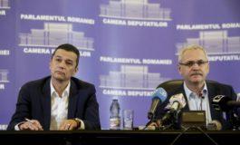 Dragnea şi Grindeanu s-au întâlnit la sediul PSD din Băneasa pentru a vorbi despre demisia premierului. Grindeanu a refuzat solicitarea