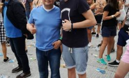 Cluj: Cel mai tare primar din România? La ora 8, Emil Boc era la concertul lui Armin van Buuren de la Untold!
