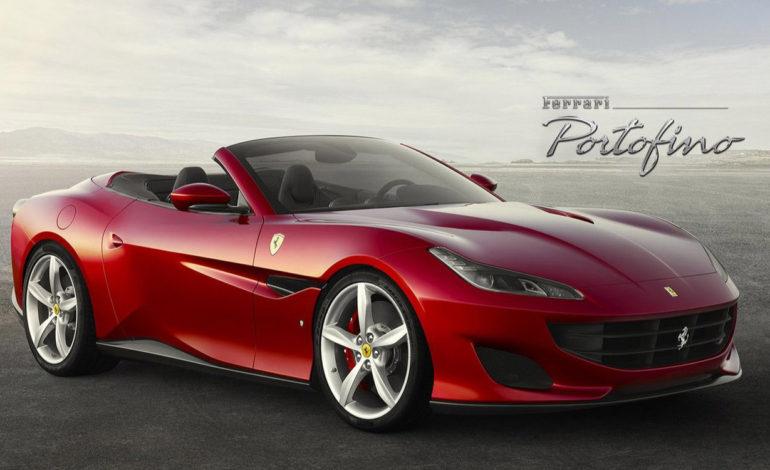 Ferrari Portofino, noua bijuterie a producatorului italian de automobile de lux