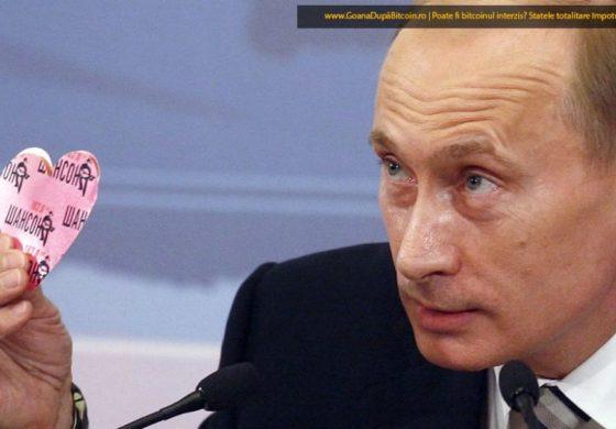 """Vladimir Putin interesat de criptomonede – """"Să nu creăm bariere care nu au nici un sens"""""""