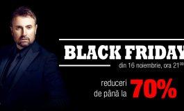 Catalin Botezatu a dat start-ul reducerilor de Black Friday