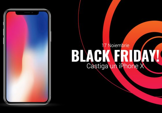 BlackFriday QuickMobile.ro – Căştigă un iPhone X!