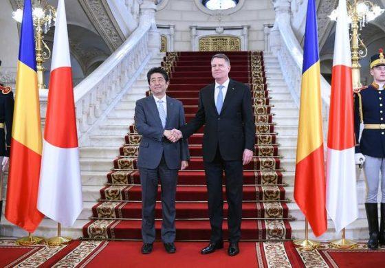 Premierul Shinzo Abe: Am ridicat obligativitatea vizelor in Japonia pentru cetatenii romani